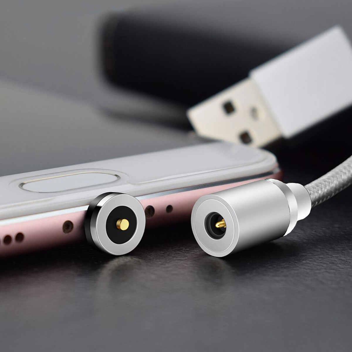 3FT/1 м-магнитный Тип C Зарядное устройство кабель для sony Xperia 1 XZ3 R1 L1 L2 XZ XZs XZ1 XZ2 Премиум X Compact XA1 10 плюс XA2 Ультра