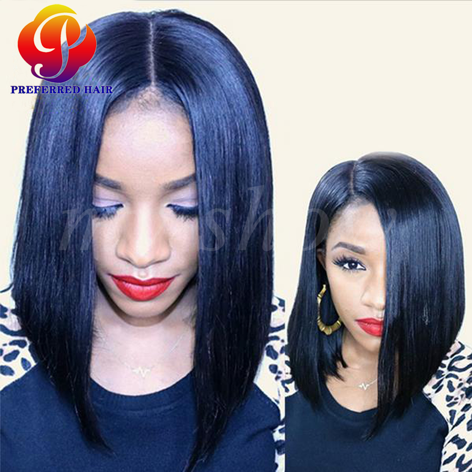 short bob wigs for black women lace front wigs for white