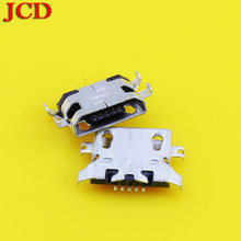 JCD For Xiami for Redmi Micro USB jack mobile usb connector for Lenovo A850 A800 S820 S880 P780 A820 S820 P770 A800 S920 a670t(China)