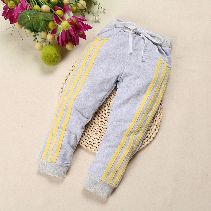 2018 Baby Cotton Full Trousers Newborn Casual Spring Autumn Pants Long Infants Boys Harem Pants Baby Boys Girls Clothing Pants 4