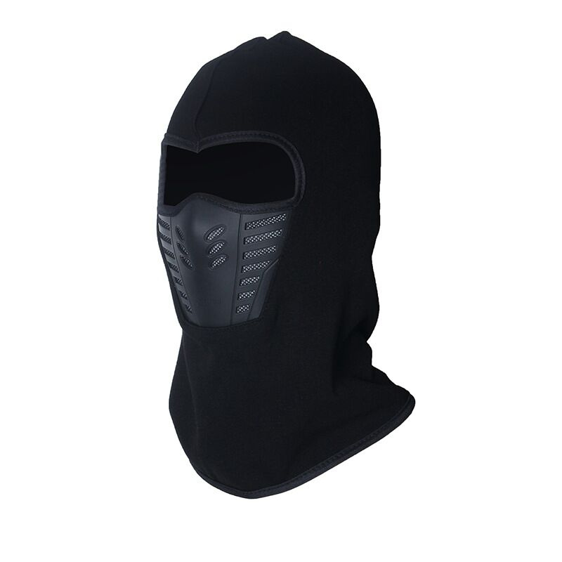 Winter Warm Fleece Beanies Hats For Men Skull Bandana Neck Warmer Balaclava Face Mask Wargame Special Forces Mask