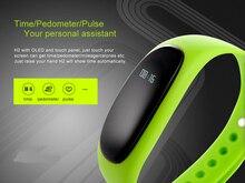 Bluetooth 4.0 Смарт Браслет Монитор Сердечного ритма Браслет Деятельности Фитнес-Трекер