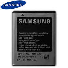 SAMSUNG EB494353VU Phone Battery For Samsung S5330 S5232 C6712 S5750 GT-S5570 i559 S5570 1200mAh Replacement