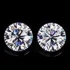 1.5ct EF муассаниты круглой формы 7,5 мм ювелирных изделий драгоценных камней - 6