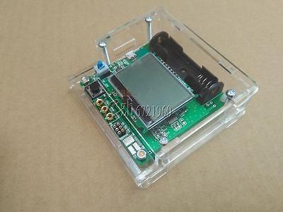 Lo nuevo Transistor Inductor-Condensador ESR Meter MG328 Digital LCD Tester + Caso