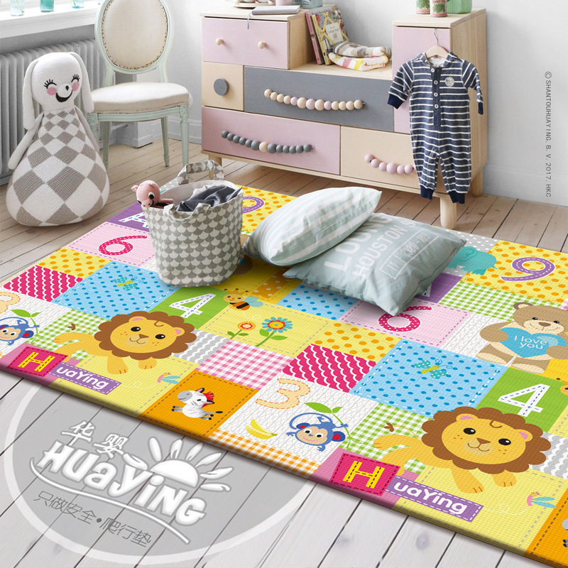 Infant Baby Crawling Large Playing Mat XPE Living Room Climbing Game Pad Playmat for Kids Baby Gym Activity Play Mat Gift BoxInfant Baby Crawling Large Playing Mat XPE Living Room Climbing Game Pad Playmat for Kids Baby Gym Activity Play Mat Gift Box