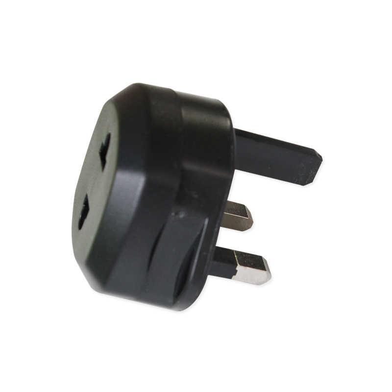 Ue usa do wielkiej brytanii Adapter podróży ściany ładowarka adaptery konwerter złącze UK wtyczka 3 pinowe gniazdo singapur malediwy malezja