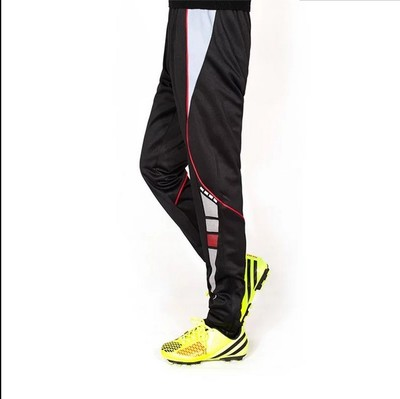 SYNSLOVEN Football pants adult men long autumn summer thin training game sport team soccer running jogging exercise with pocket