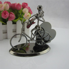 Clockwork Iron Man Music Box Valentine Gift instrument Cycli
