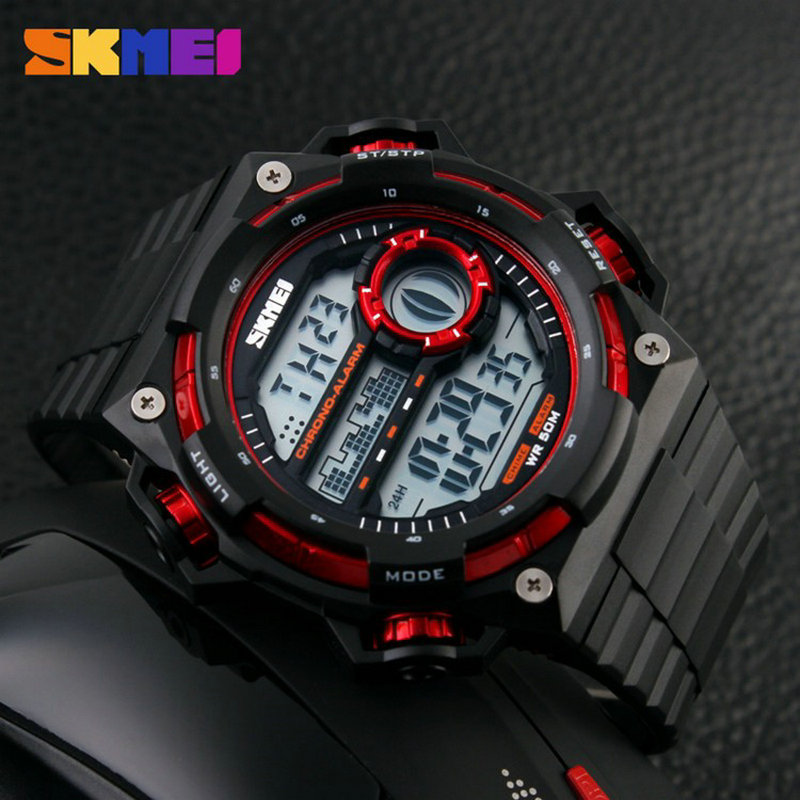 Watches Search For Flights Outdoor Compass Sport Bmens Fashion Lovers Fashionwaterproof Children Boys Digital Led Sports Watch Kids Alarm Date Watch Gift