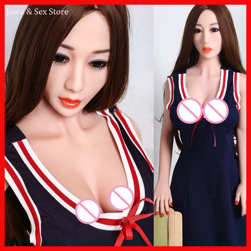 New Sex Doll Adult Toy 158cm Real Silicone Sex Product Japanese Lifelike Mature Adult Love Doll Breast Ass Oral Vagina Dolls