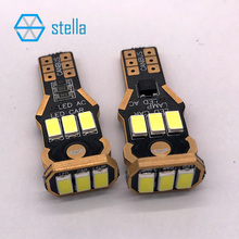 2 20 pcs T15 canbus non polarity automobile LED back up font b lamp b font