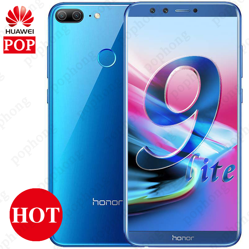 Global Firmware Huawei Honor 9 Lite 3GB 32GB mobilephone 5 65 inch Kirin 659 Octa Core