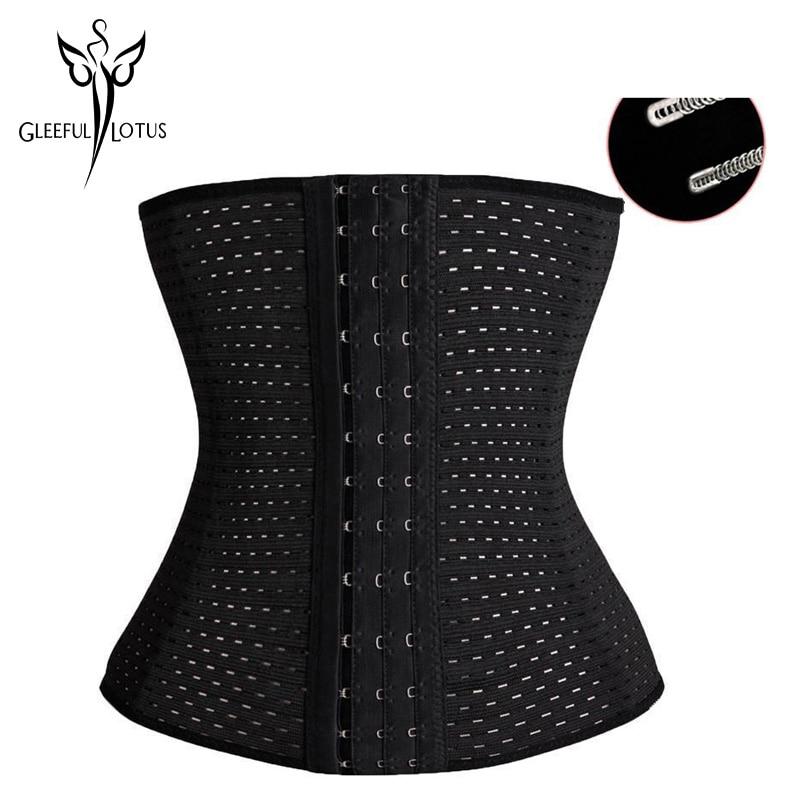 Modeling strap Corset Waist trainer slimming sheath corrective underwear cincher slimming belly Waist Shaper belt shapewear