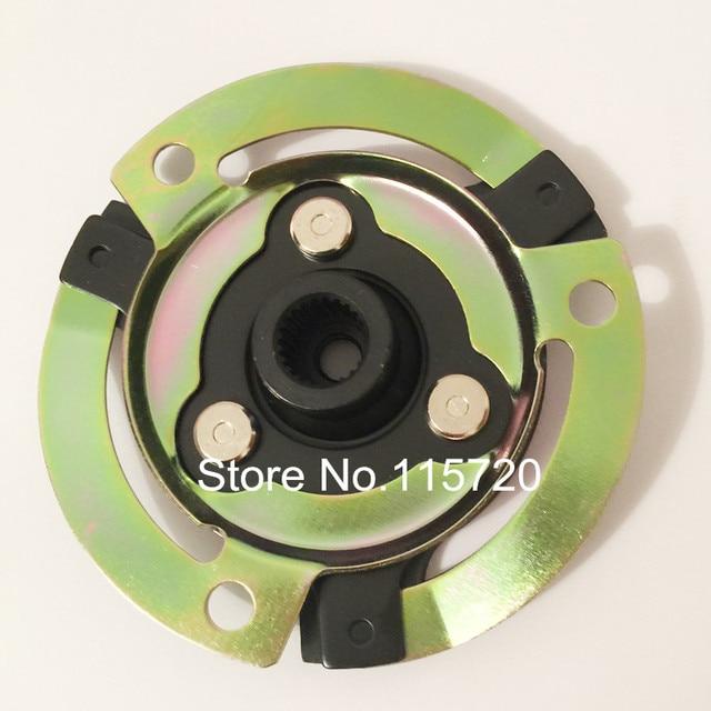 Ступица сцепления автомобильного шкива компрессора для Opel DELPHI CVC AUDI SEAT SKOD VW VAG 5N0820803A 1K0820803L 1K0820803N 506041 0001