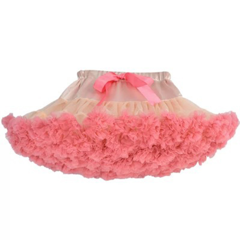 Family Matching Clothes Mother Daughter Tutu Skirt Summer Bow Tulle Petticoat Princess Ballet Dance Skirts Children Clothing