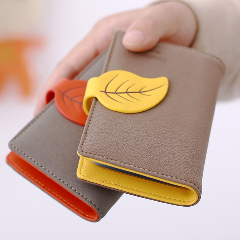 Women Credit Card Holder leather 20 Slots Fashion cardholder extendable id holder bags Business Case Purse