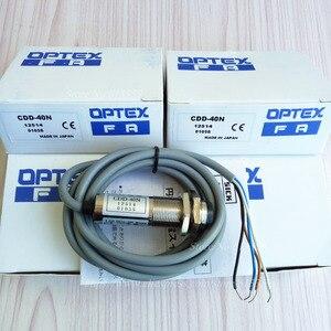 Image 4 - 5 PCS OPTEX Doente CDD 40N CDD 11N DC 4 Fios NPN NO + NC Reflexão Difusa Interruptor Fotoelétrico Sensor de Nova Alta Qualidade