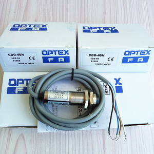 Image 4 - 5PCS OPTEX Sick CDD 40N CDD 11N  DC 4 Wire NPN NO+NC Diffuse Reflection Photoelectric Switch Sensor New High Quality
