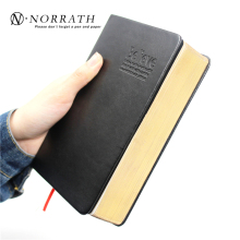 Vintage Thick Paper Notebook Notepad Leather Bible Diary Book Journals Agenda Planner School Office Stationery Supplies Gift