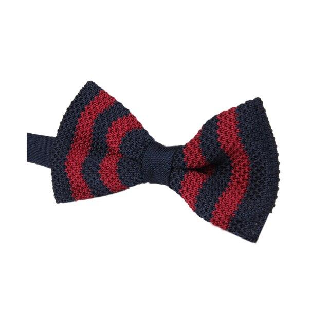 2017 Best Choice Tie Men Knitted Bowknot S Bow Leisure Erflies Ties Multicolor Noeud Papillon