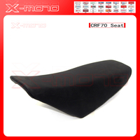 Black Seat For Honda CRF70 CRF 70 Racing Motocross Pro Trail Dirt Pit Bike Motorcycle ATV
