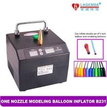 B231 BOROSINO Globoflexia Profesional Para Inflar con 6600 mA de Litio-ion