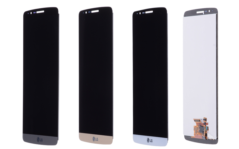 5.5 Original Display for LG G3 LCD Touch Screen with Frame for LG G3 D850 D851 D855 LCD Display Replacement Black Whtie Gold (8)