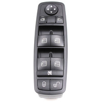 OEM# A1698206610 Car Front Left Driver Window Master Switch fit for Benz A B Class W169 W245 2004 2012