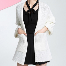 2017 Autumn new Ms clothes Casual Cardigans Long sleeve sweater Special offer One size Loose women's clothing