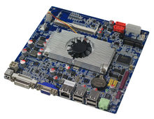 T48E Car PC the industrial tablet E350 motherboard for POS / medical