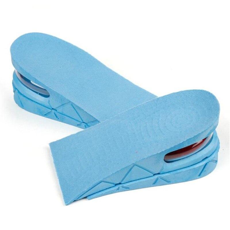 LN19 BF 301 Men Women Shoe Insole Air Cushion Heel insert Increase Taller Height Lift 5cm shose accessories