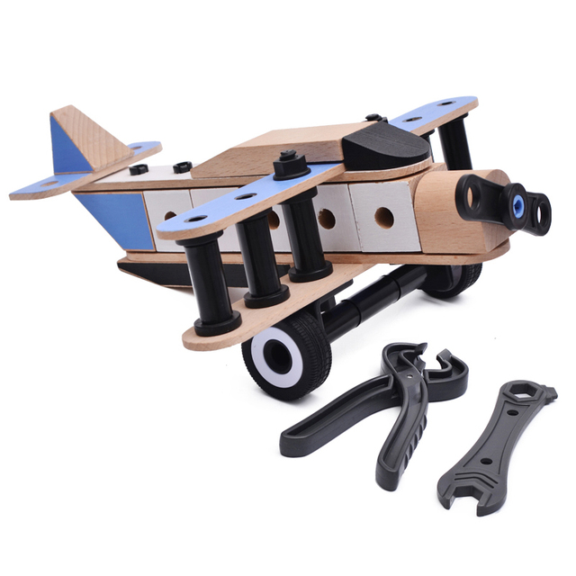 Baby-Boy-Toys-Disassembly-Airplanes-Vehicle-Tool-Disassemble-Toys-Games-Models-Model-Kits-Car-Truck-Kits