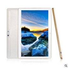 10 pulgadas Tablet PC Octa Core 4 GB RAM 32 GB ROM Dual Tarjetas SIM Android 5.1 GPS Tablet PC 10.1 + Regalos + 3G LLAMADA