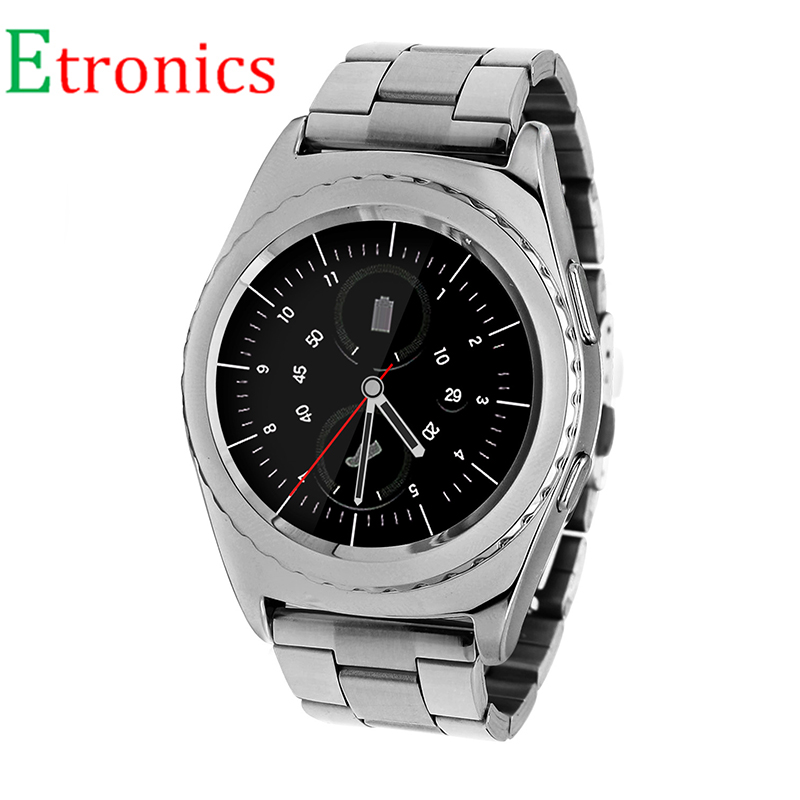 telephone watch with sim card Capacitive touch screen watch Make calls wearable devices heart rate monitor