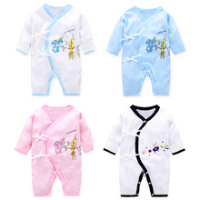 Newborn baby boys clothes baby Rompers girls romper Infant cotton Jumpsuit for kids new born baby clothes 0-9M jumpsuit lucky child for girls and boys 29 13d children s clothes kids rompers for baby