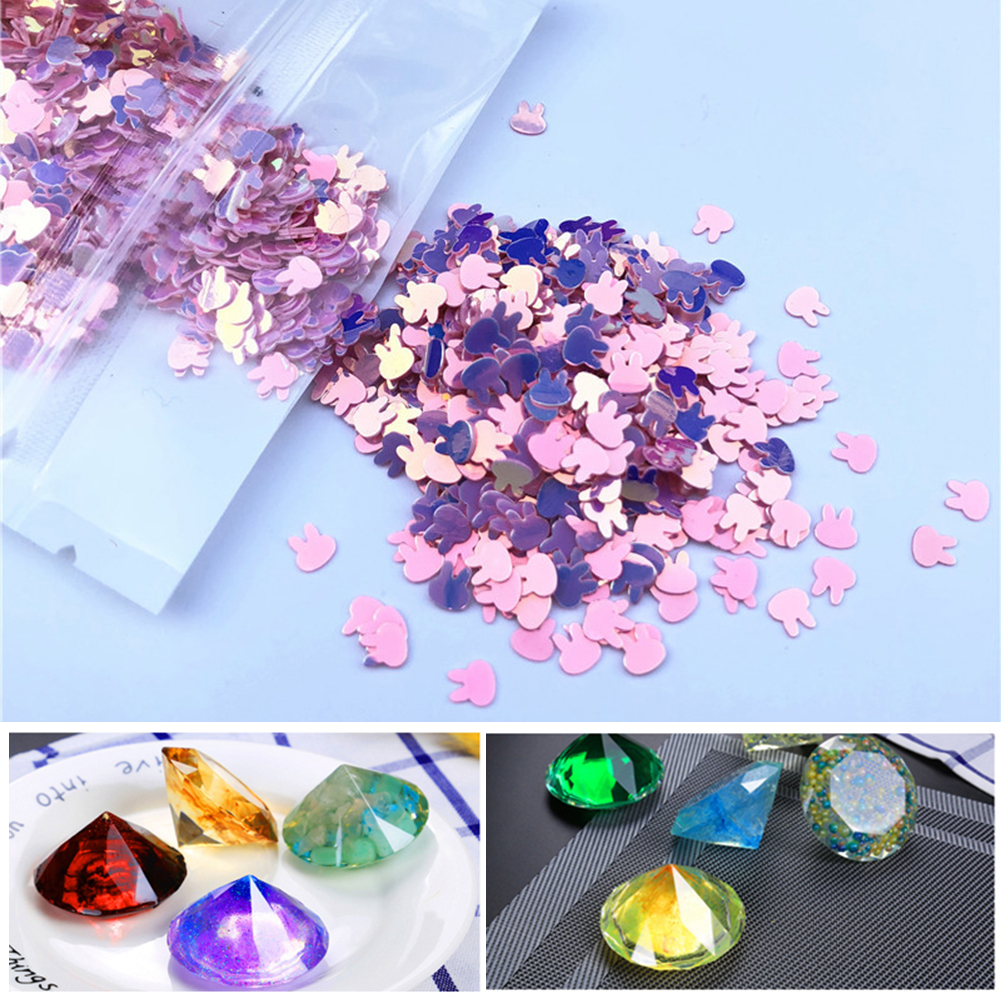 10g/Pack DIY Face Eye Body Hair Nail Tattoo Cosmetic Glitter