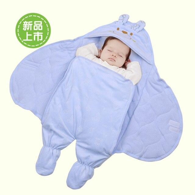 New Arrival Shipping Free Newborn Kid Baby Sleep Bag Warm Baby Blanket Swaddle Winter Baby Sleep Sack