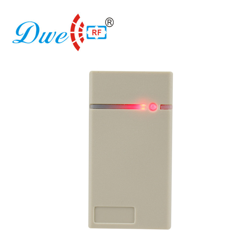 DWE CC RF Door entry access control contactless proximity sensor EM ID card reader with 125khz dwe cc rf contactless 125khz rfid plug and play reader with usb interface reading decimal or hexadecimal