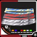 For YAMAHA YZF-R3 YZF R3 YZFR3 Front & Rear CUSTOM INNER RIM DECALS WHEEL Reflective STICKERS STRIPES