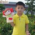 Títeres Bebé De Peluche Guantes Muñecos Infantiles Juguetes Educativos Chapeuzinho Vermelho Brinquedos Boneca Brinquedos Menina Menina Princesa