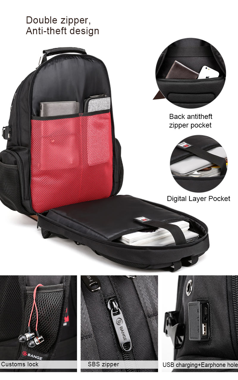 15.6 anti-theft laptop backpack  - durable 45l s strap design 15.6 Anti-Theft Laptop Backpack  – Durable 45L S Strap Design HTB1gdJCbsfrK1RkSmLyq6xGApXas