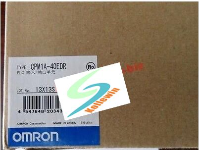 CPM1A-40EDR PLC MODULE In Good Condition,NEW IN BOX CPM1A40EDR. quantum 140dai54000 plc used good in condition with free shipping
