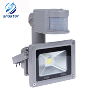 IP65 Waterproof 10W 20W 30W 50W Led Floodlight Outdoor Lighting Project Lamp LED Flood Light 85