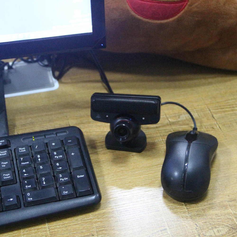 USB Move Motion Eye камера для Play Station 3 зум-объектив игровой датчик движения Cam с микрофоном для PS3 Игры Move system
