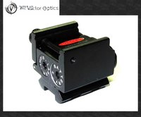 Vector Optics Sparker Pistol Mini Red Laser Sight Scope With Detachable Picatinny Rail