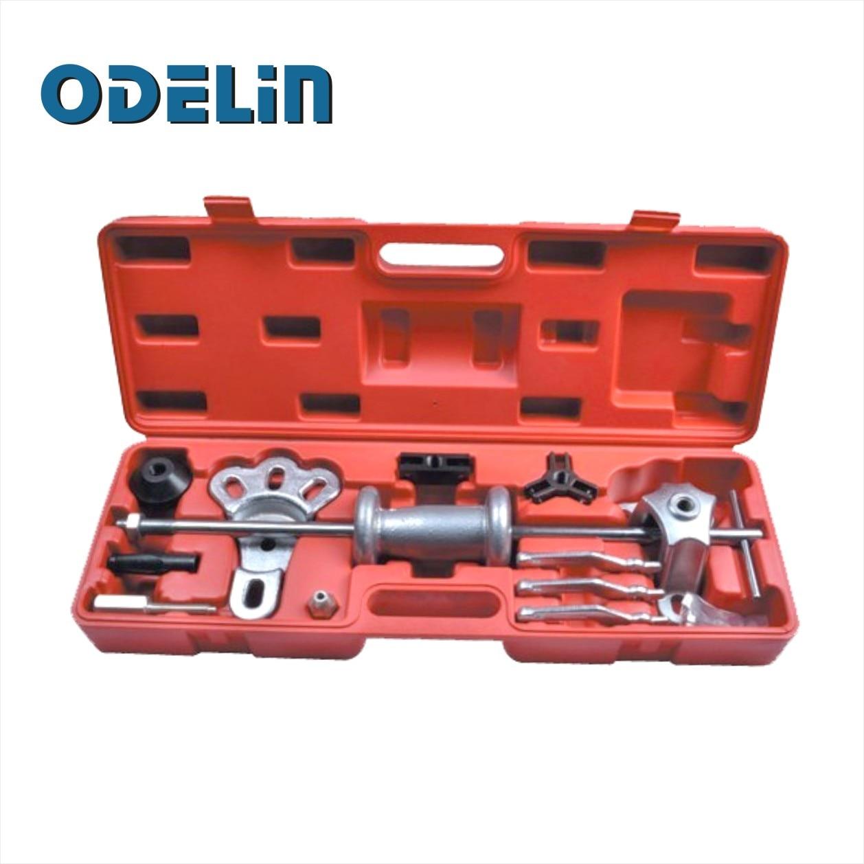 14pc joint d'huile roulement dissolvant essieux glisser marteau extracteur Autocar outils ensemble