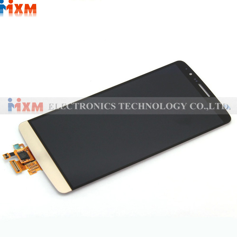 ФОТО 100% Guarantee For LG G3 D855 D850  LCD Screen Display With Touch Screen Digitizer Assembly+Tracking Num