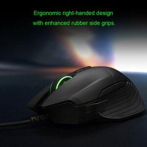 Image 5 - Razer Basilisk Wired Gaming Mouse 6400DPI/16000DPI RGB 5G Optical Sensor Removable DPI Clutch Scroll Resistance 8 Buttons Black