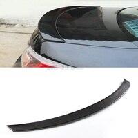carbon fiber car rear spoiler trunk boot wing lip spoiler for Mazda 6 rear spoiler Fits:09 12 Mazda 6